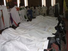 2007 Ordinations: DR Congo